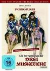 Die Sex-Abenteuer der Drei Musketiere - The... (DVD)