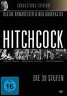 Alfred Hitchcock - Die 39 Stufen (DVD)