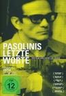 Pasolinis letzte Worte (DVD)