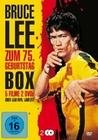 Bruce Lee - Box / Zum 75. Geburtstag [2 DVDs]
