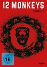 12 Monkeys - Staffel 1 [4 DVDs]