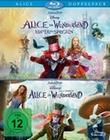Alice im Wunderland 1+2 [2 BRs]