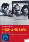 High and Low - Zwischen Himmel und... (OmU) (DVD)