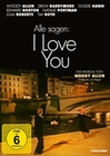 Alle sagen: I Love You (DVD)