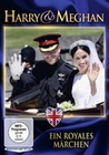 Harry & Meghan - Ein royales Märchen (DVD)