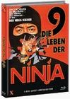 Die 9 Leben der Ninja - Uncut [LE] [MB] (+ DVD)