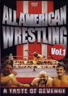 All American Wrestling Vol. 1 - A Taste of Rev.. (DVD)