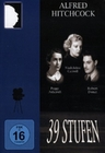 39 Stufen - Alfred Hitchcock (DVD)