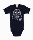 Babybody - Darth Vader - Schwarz
