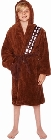 Chewbacca Kinder Bademantel Star Wars