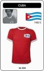 Kuba Retro Trikot