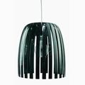 1 x JOSEPHINE LAMPE  - SCHWARZ (PENDELLEUCHTE) - KOZIOL