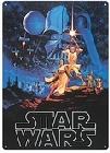 Star Wars Blechschild
