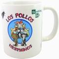 1 x BREAKING BAD TASSE LOS POLLOS HERMANOS