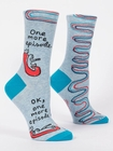DAMENSOCKEN BLUE Q - ONE MORE EPISODE
