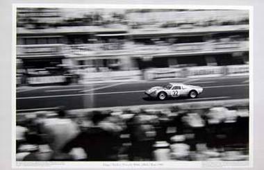 Linge / Porsche 904/6, 24h Le Mans
