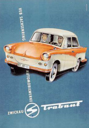 Trabant P 50/1