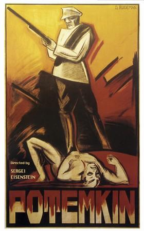Potemkin (Panzerkreuzer Potemkin) - Poster