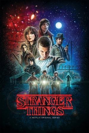 Stranger Things Poster Winona Ryder