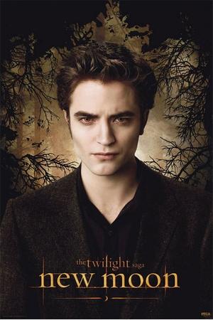 Twilight new Moon Poster Trees