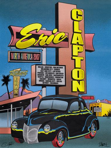Eric Clapton 2007