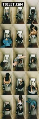Superposter - Toilet Cam