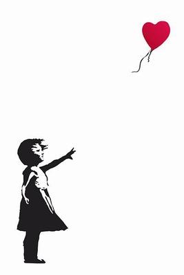 Banksy Poster Hope