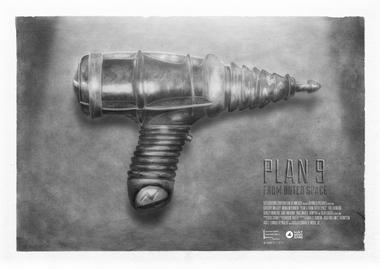 Plan 9 Plakat