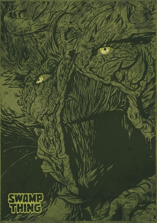Swamp Thing Plakat