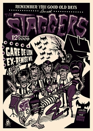 Remember The Good Old Days - The Staggers