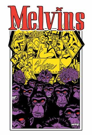 Melvins - Martin Gössi