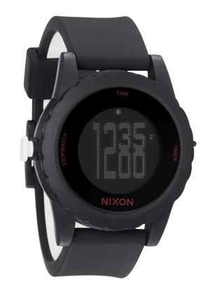 The Genie - Black - Nixon Uhr