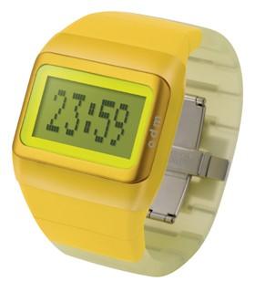 Link Uhr gelb