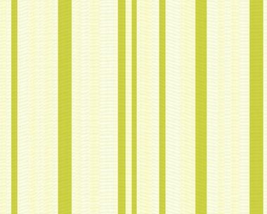 Tapete - Key to Fairyland - Magic Stripes Grün