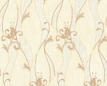 Tapete - Hermitage VI - Florale Beige