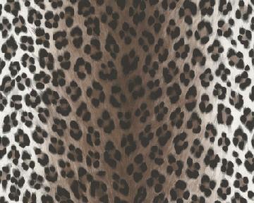Tapete - Leopard - Hell