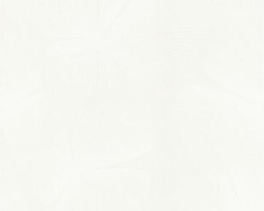 Tapete - Contzen II - Linear Leaf  Weiss