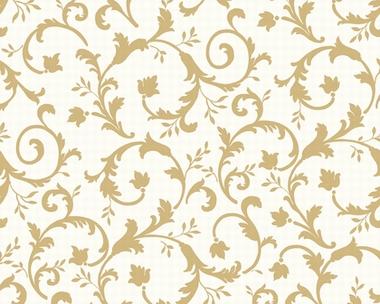 Tapete classic fleece weiss gold classic fleece for Fleece tapete