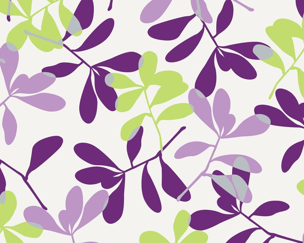 Tapete funny paper violett funny paper retro for Tapete violett