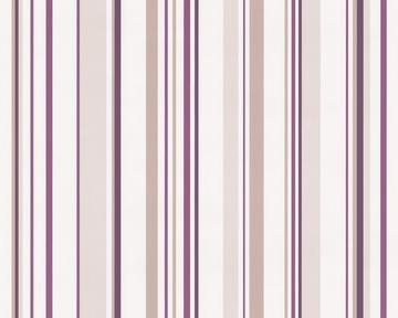 Tapete - Springtime 3 - Streifen - Violett