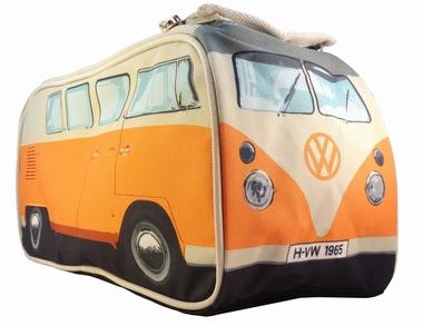VW Bus T1 Kulturbeutel Bulli - Orange - Volkswagen