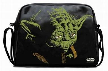 Star Wars Tasche Yoda - Querformat