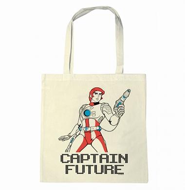 Captain Future Jutetasche