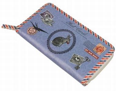 Keepsake - Geldbörse blau