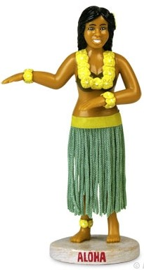 Hula Girl Nodder