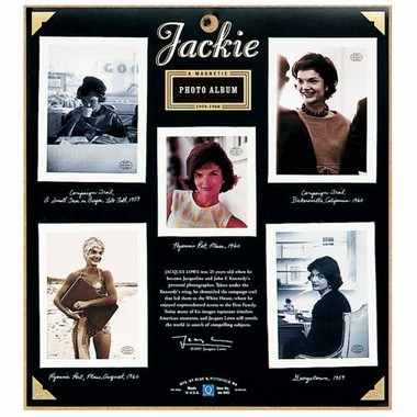Jackie s Album Magnet Set