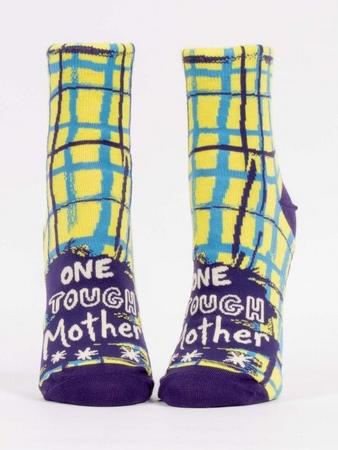 Damensöckchen Blue Q  - One Tough Mother