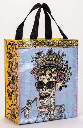 Day Of The Dead Shopper klein - Tragetasche