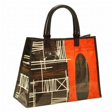 Handtasche - Crisscross
