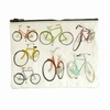 Bicycles Zipper Tasche